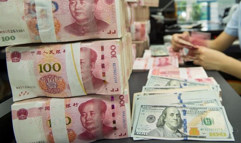 Mọi người có thể dễ dàng đổi tiền tại các ngân hàng
