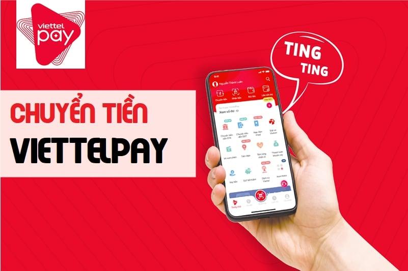 Cách chuyển tiền ViettelPay